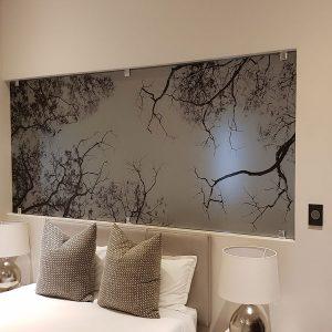 Bath-Room Divider