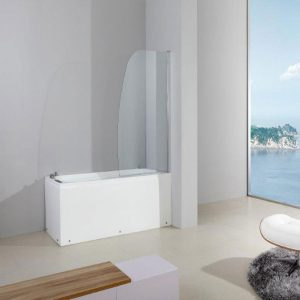 FA657 – Single Bath Screen
