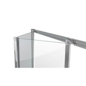Semi-Frameless Bi-Fold