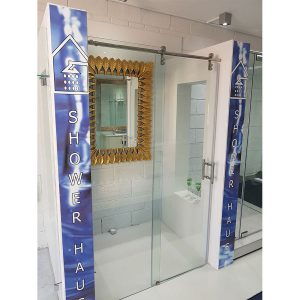 Silhouette Sliding Shower Mechanism