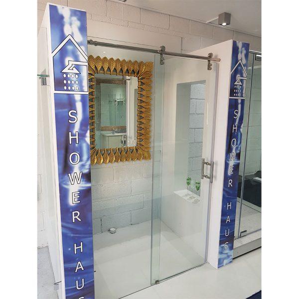 Silhouette Sliding Shower Mechanism